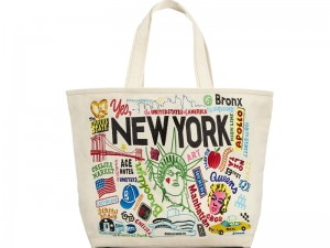 Liberty Bell TOTE BAG(New York)