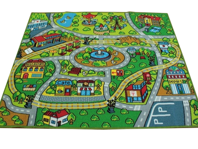 キッズラグ 子供部屋カーペット ロードマップ